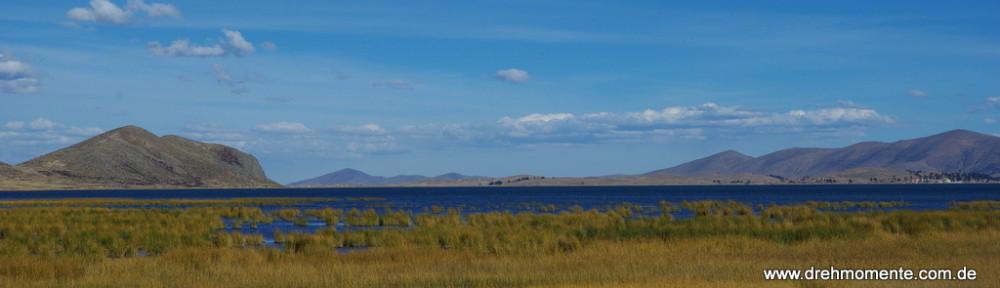 Der Titicacasee im Nachmittagslicht!