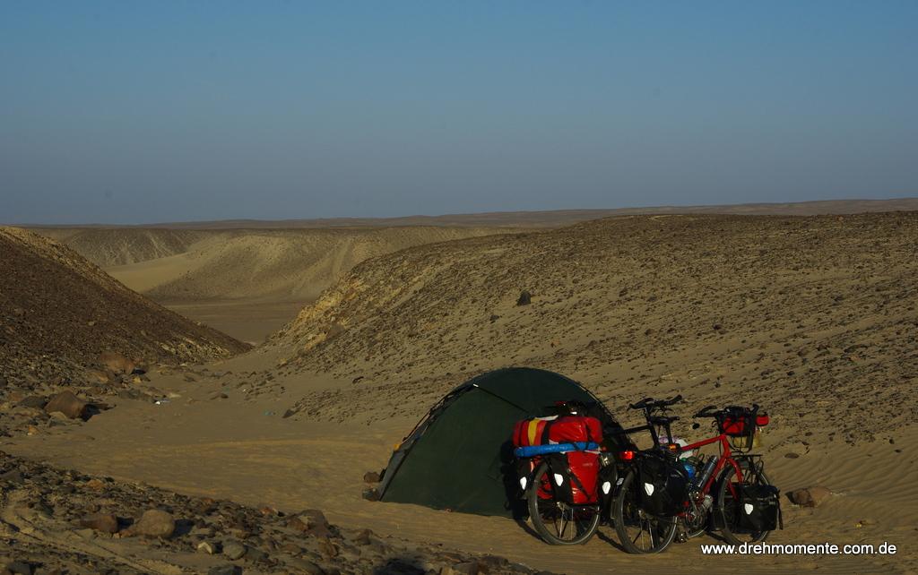 Letzte Zeltnacht in der Wüste bei Nasca